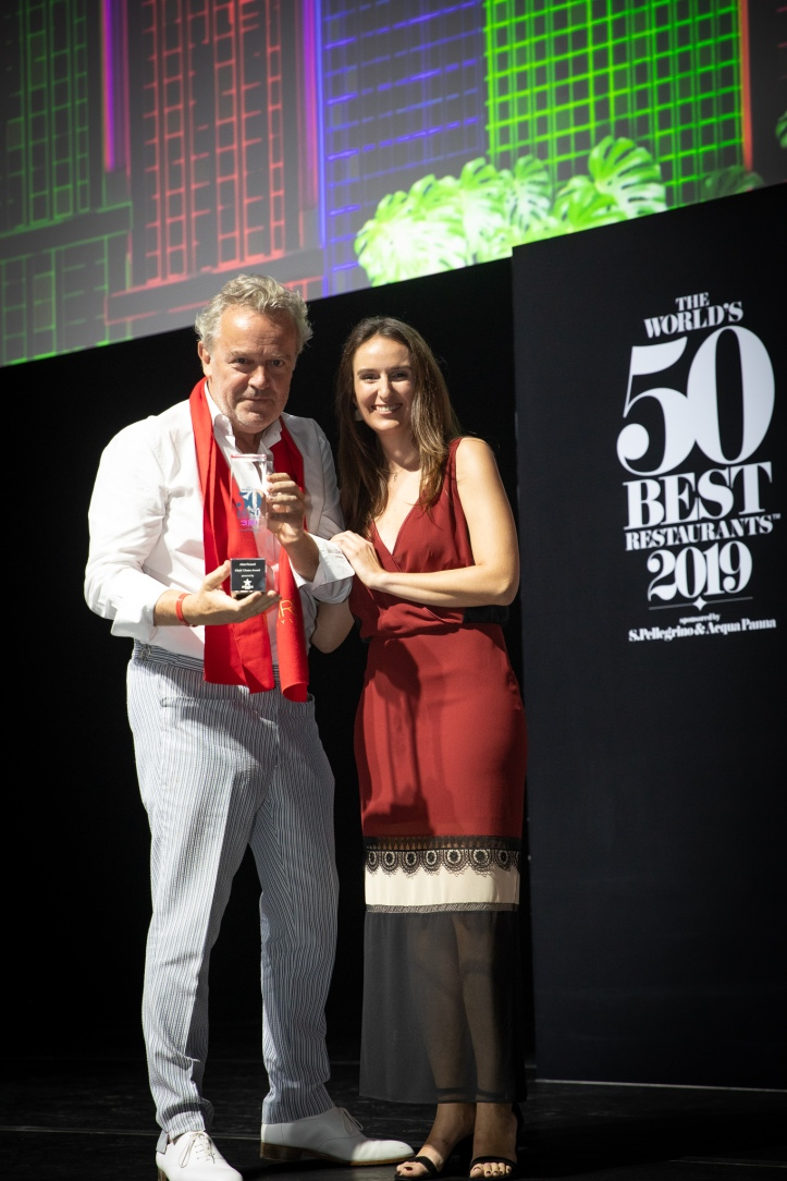 Alain Passard, winner of 2019 Chefs' Choice award, sponsored by Estrella Damm - 1.jpg