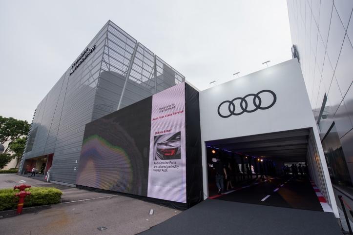 Audi Service Centre relaunch (1)