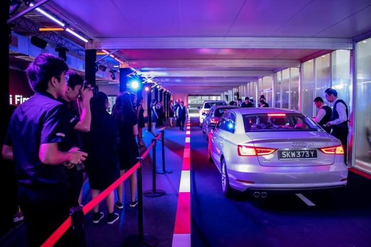 Audi Service Centre relaunch (2)