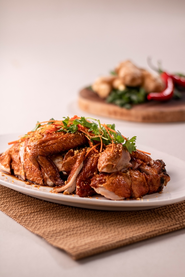 Chicken_Roasted Chicken_Chopped