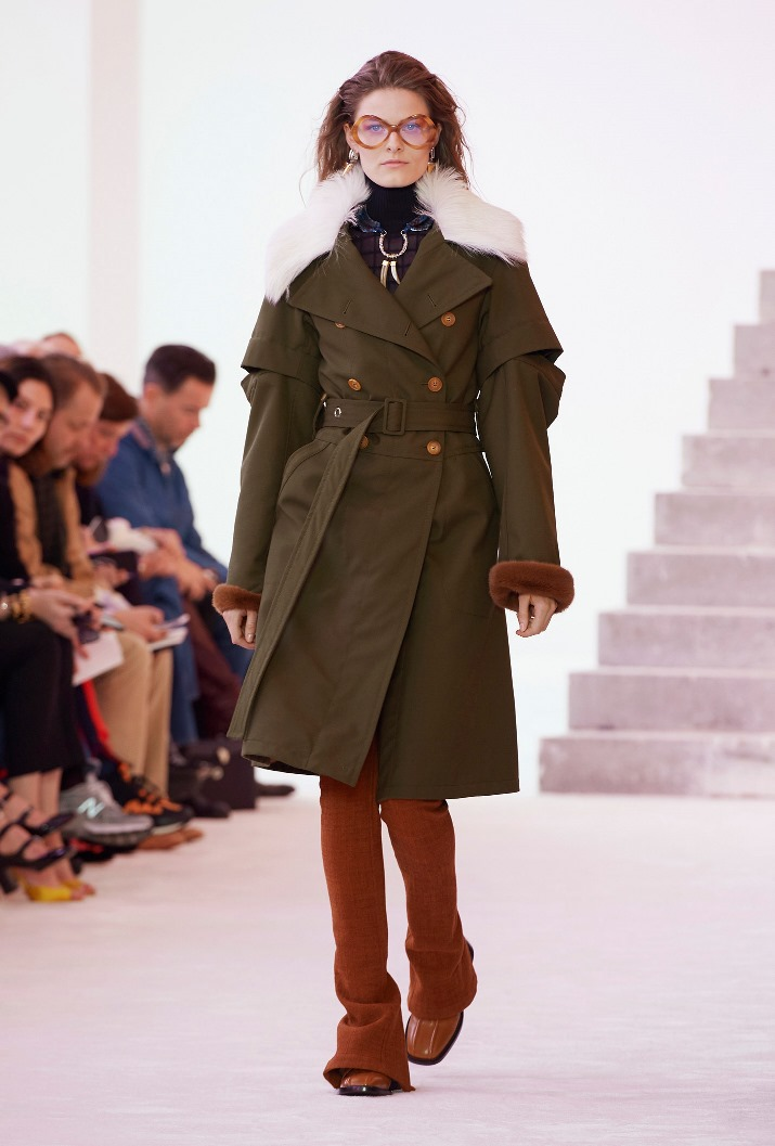 Chloé Fall Winter 2019 - 06