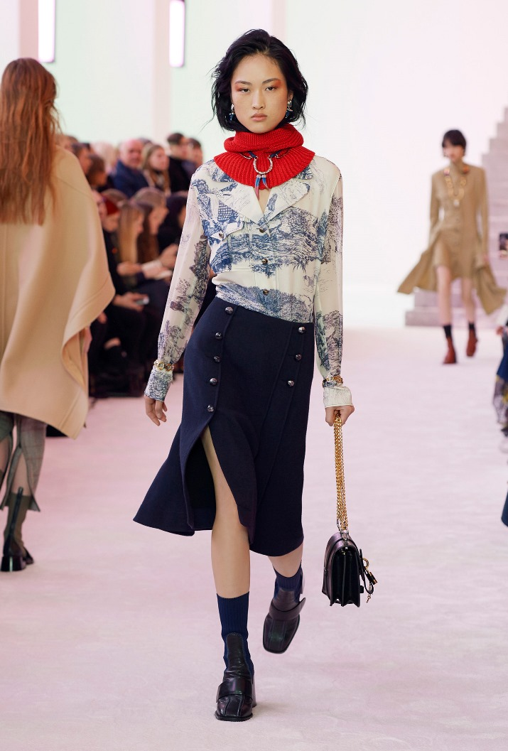 Chloé Fall Winter 2019 - 10
