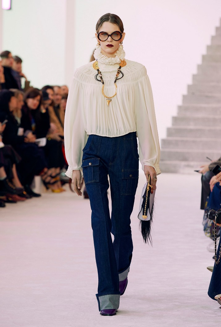 Chloé Fall Winter 2019 - 32