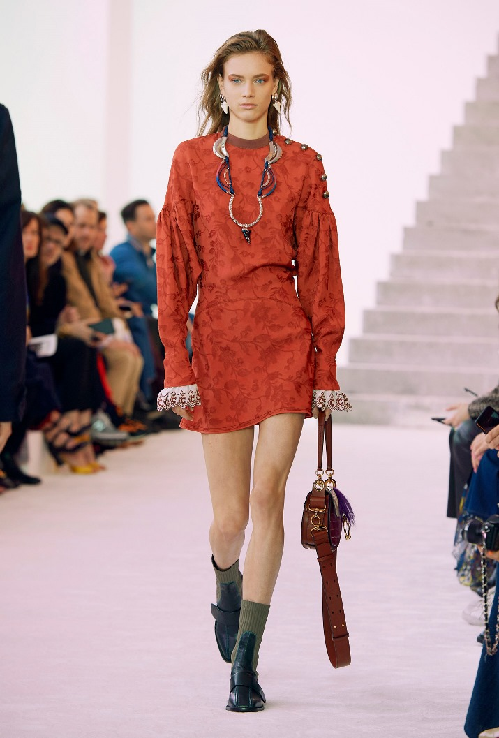 Chloé Fall Winter 2019 - 33