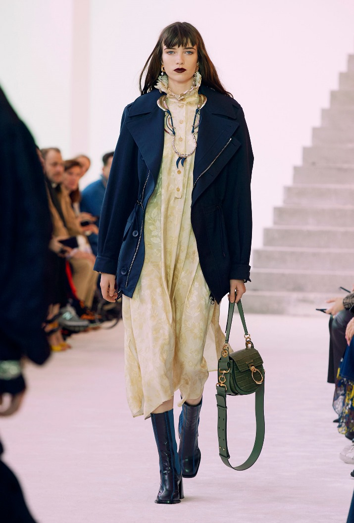 Chloé Fall Winter 2019 - 34
