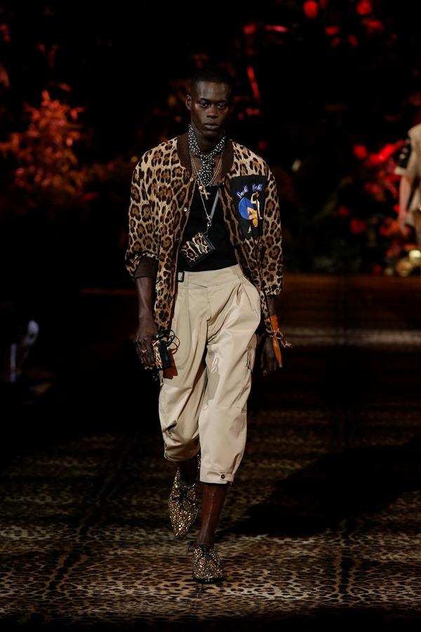 Dolce&Gabbana Men's Fashion Show Spring-Summer 2020 (10)