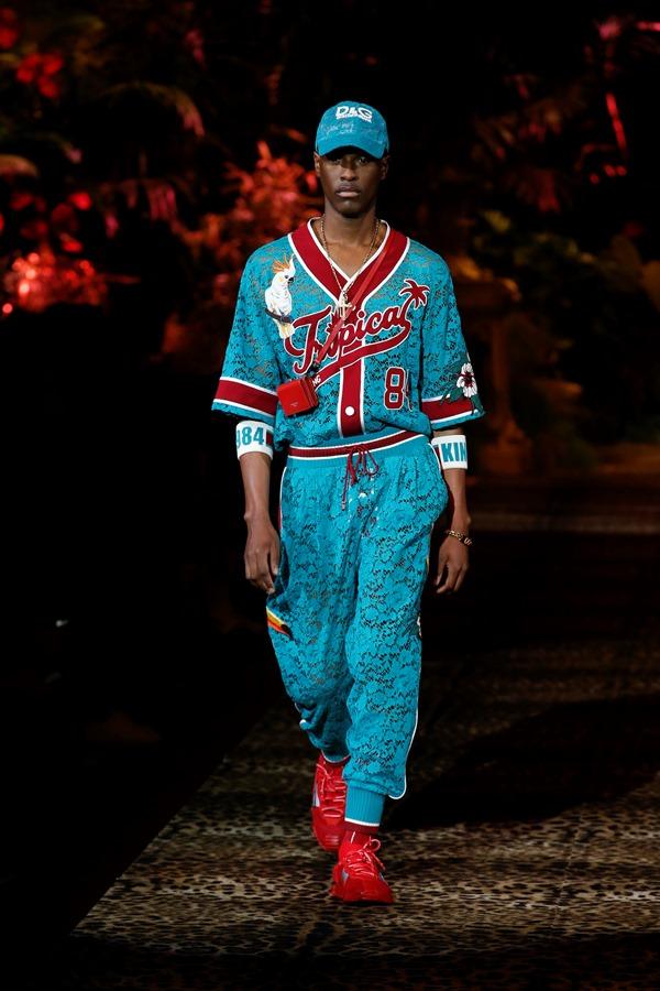 Dolce&Gabbana Men's Fashion Show Spring-Summer 2020 (100)