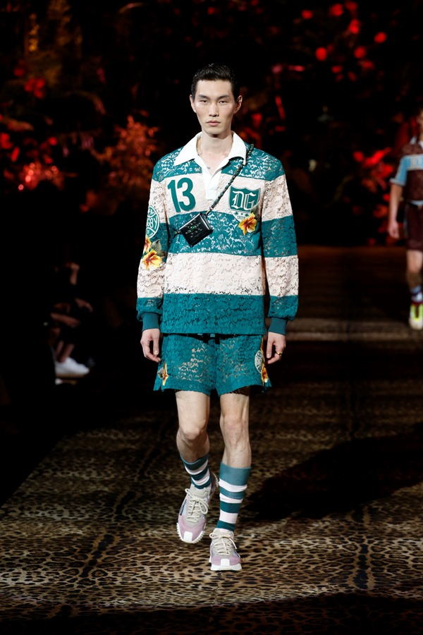 Dolce&Gabbana Men's Fashion Show Spring-Summer 2020 (103)