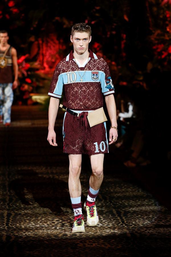 Dolce&Gabbana Men's Fashion Show Spring-Summer 2020 (104)