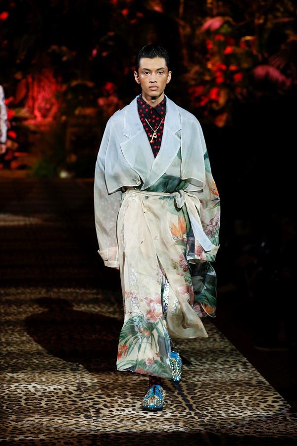 Dolce&Gabbana Men's Fashion Show Spring-Summer 2020 (107)