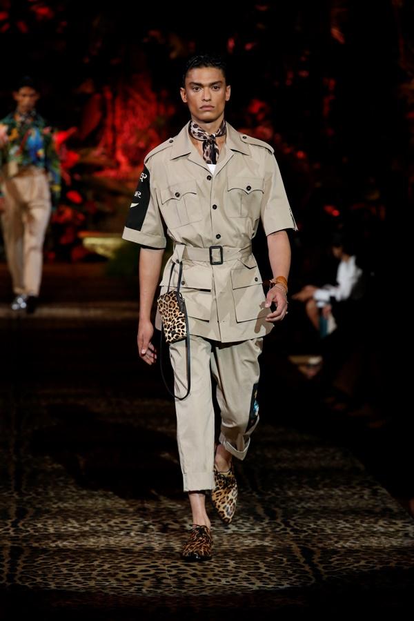 Dolce&Gabbana Men's Fashion Show Spring-Summer 2020 (11)