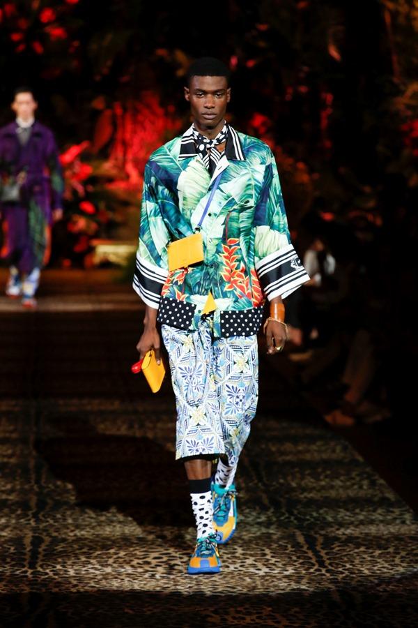 Dolce&Gabbana Men's Fashion Show Spring-Summer 2020 (110)
