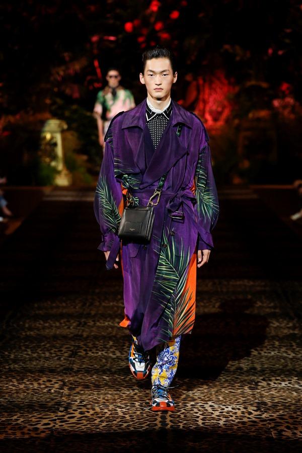 Dolce&Gabbana Men's Fashion Show Spring-Summer 2020 (111)