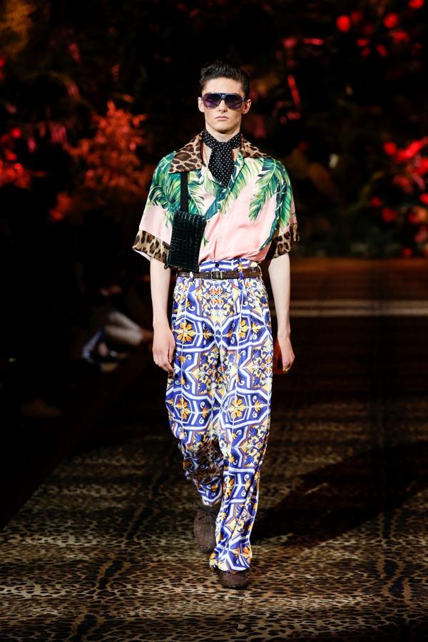 Dolce&Gabbana Men's Fashion Show Spring-Summer 2020 (112)