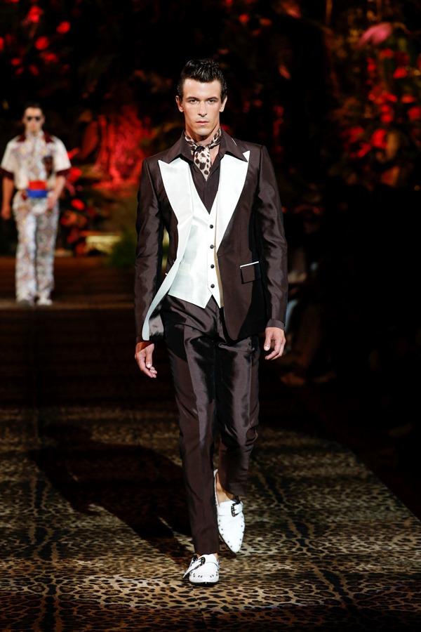Dolce&Gabbana Men's Fashion Show Spring-Summer 2020 (113)