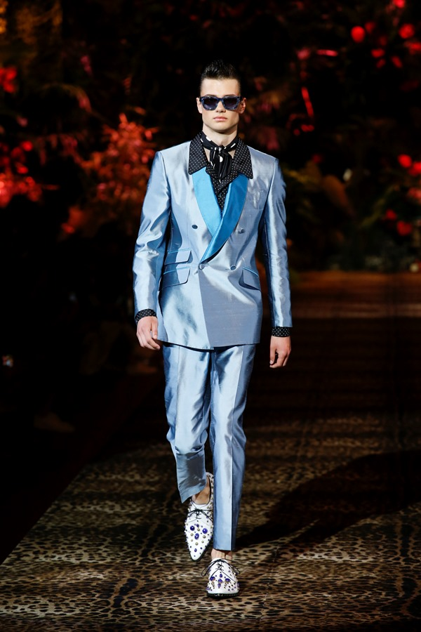 Dolce&Gabbana Men's Fashion Show Spring-Summer 2020 (115)