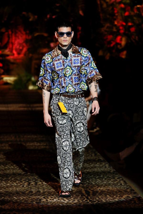 Dolce&Gabbana Men's Fashion Show Spring-Summer 2020 (116)