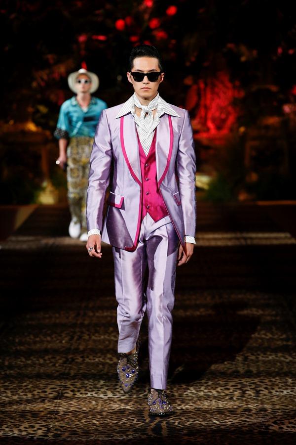 Dolce&Gabbana Men's Fashion Show Spring-Summer 2020 (117)