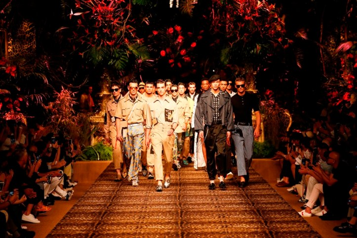 Dolce&Gabbana Men's Fashion Show Spring-Summer 2020 (121)
