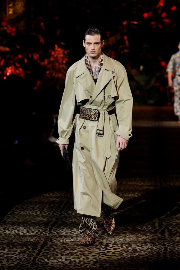 Dolce&Gabbana Men's Fashion Show Spring-Summer 2020 (13)