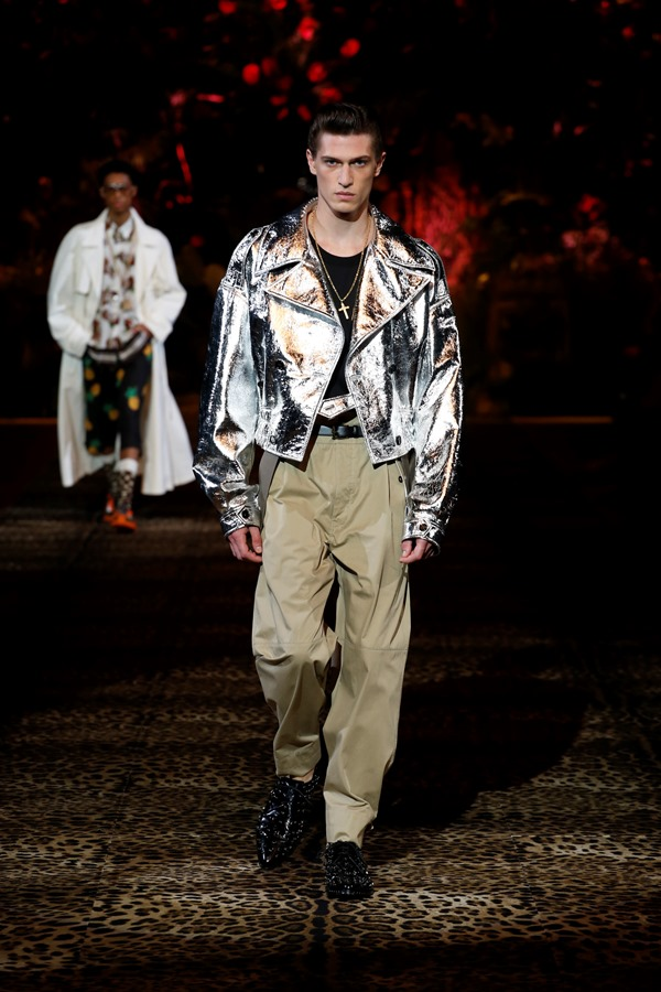 Dolce&Gabbana Men's Fashion Show Spring-Summer 2020 (15)