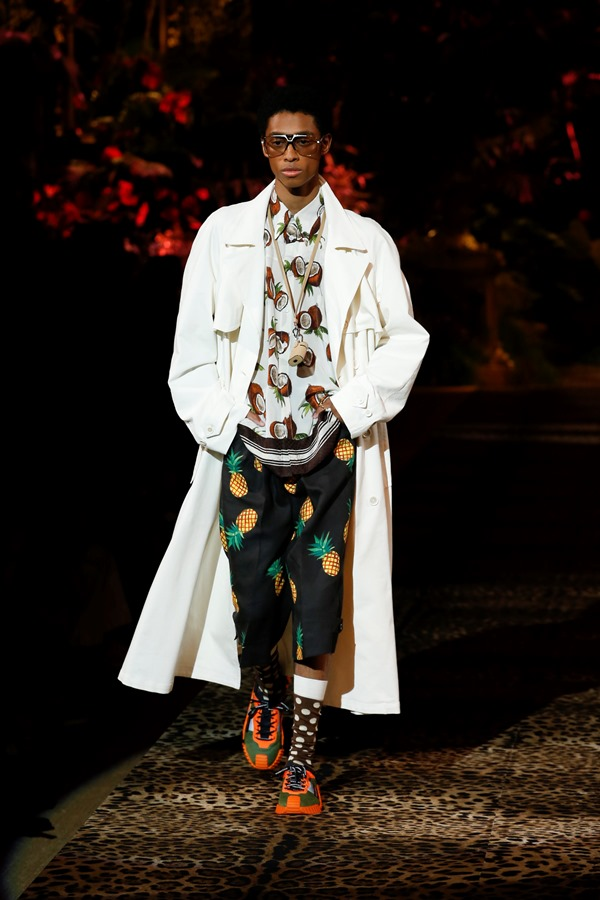 Dolce&Gabbana Men's Fashion Show Spring-Summer 2020 (16)