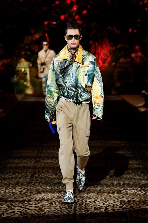 Dolce&Gabbana Men's Fashion Show Spring-Summer 2020 (18)