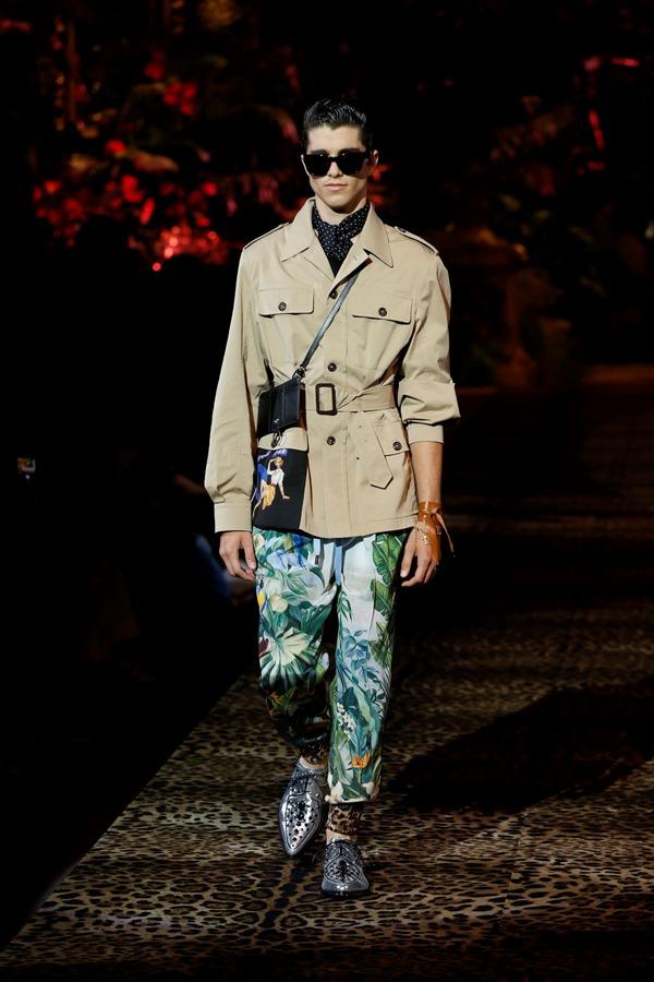 Dolce&Gabbana Men's Fashion Show Spring-Summer 2020 (19)