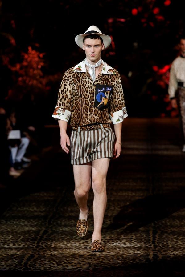Dolce&Gabbana Men's Fashion Show Spring-Summer 2020 (22)