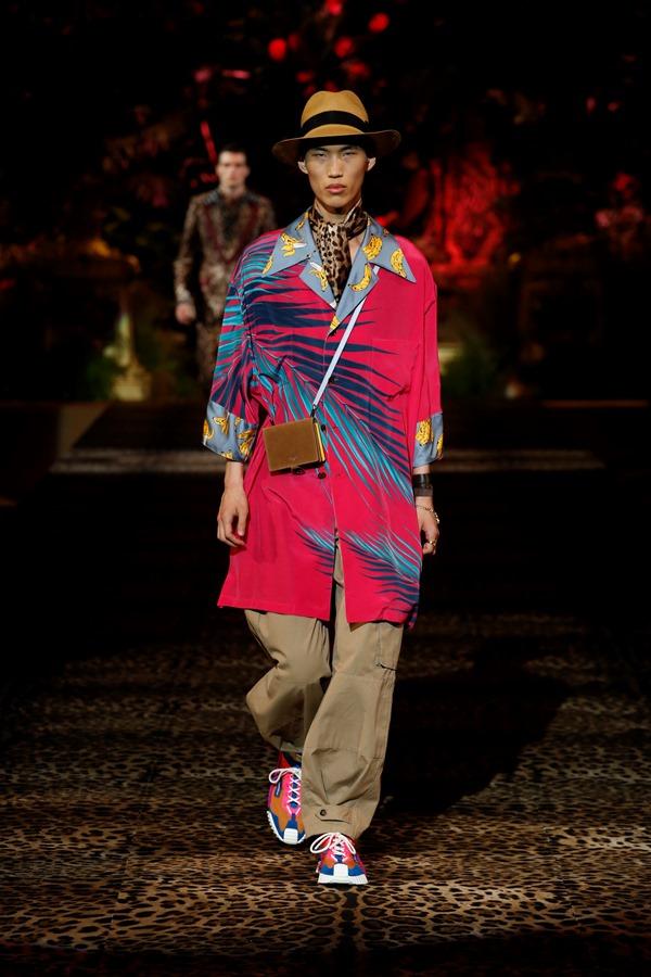 Dolce&Gabbana Men's Fashion Show Spring-Summer 2020 (24)