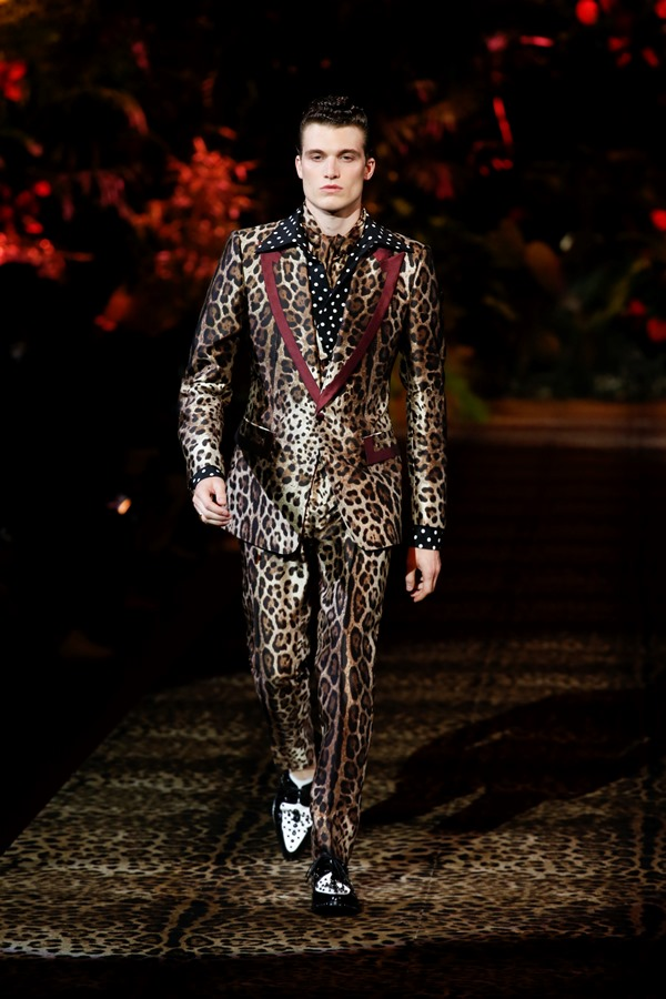 Dolce&Gabbana Men's Fashion Show Spring-Summer 2020 (25)