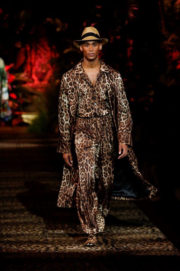 Dolce&Gabbana Men's Fashion Show Spring-Summer 2020 (26)
