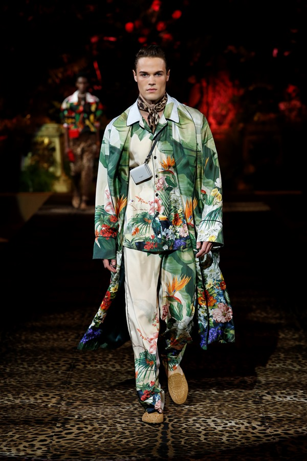 Dolce&Gabbana Men's Fashion Show Spring-Summer 2020 (27)