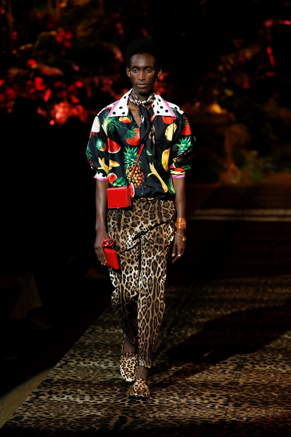 Dolce&Gabbana Men's Fashion Show Spring-Summer 2020 (28)