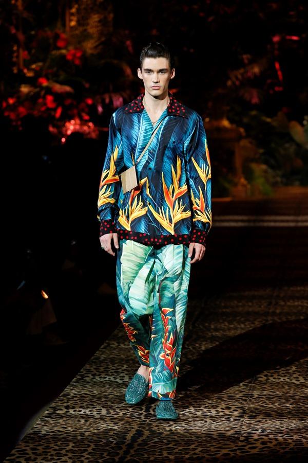 Dolce&Gabbana Men's Fashion Show Spring-Summer 2020 (31)