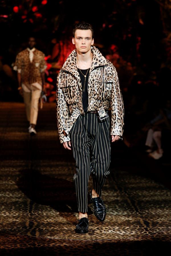 Dolce&Gabbana Men's Fashion Show Spring-Summer 2020 (32)