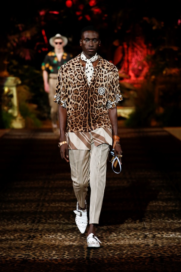 Dolce&Gabbana Men's Fashion Show Spring-Summer 2020 (33)