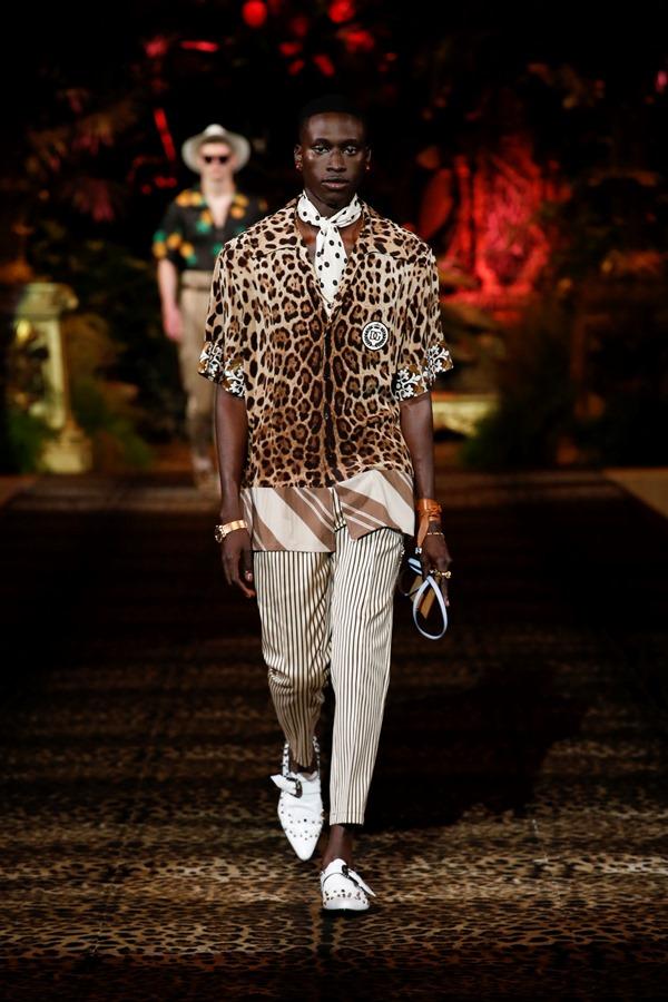 Dolce&Gabbana Men's Fashion Show Spring-Summer 2020 (33)