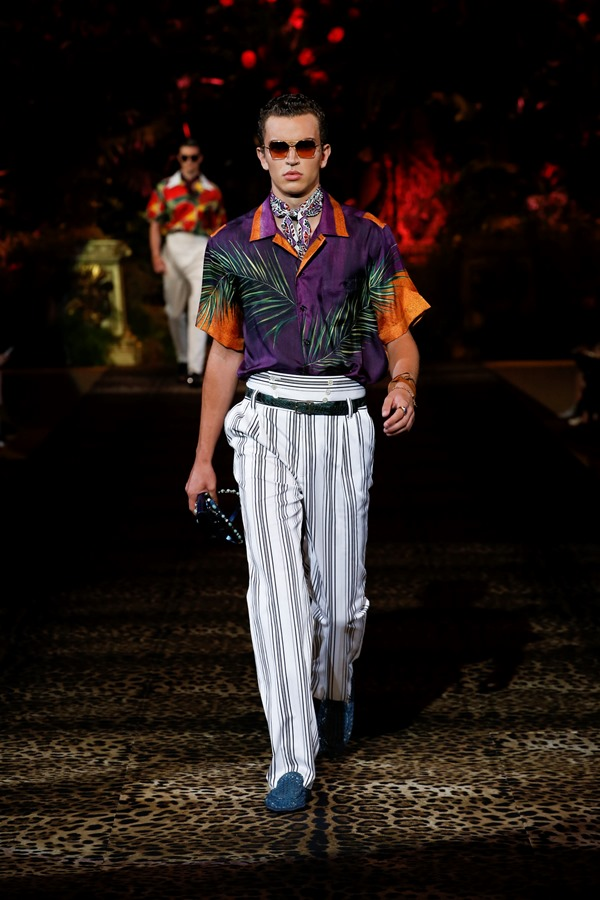Dolce&Gabbana Men's Fashion Show Spring-Summer 2020 (36)