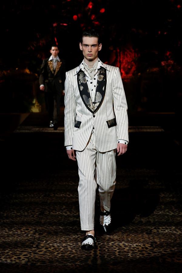 Dolce&Gabbana Men's Fashion Show Spring-Summer 2020 (39)