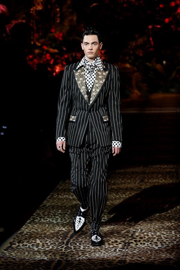 Dolce&Gabbana Men's Fashion Show Spring-Summer 2020 (40)