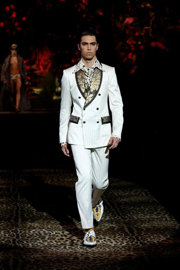 Dolce&Gabbana Men's Fashion Show Spring-Summer 2020 (41)