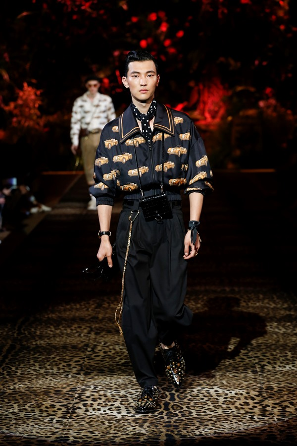 Dolce&Gabbana Men's Fashion Show Spring-Summer 2020 (45)