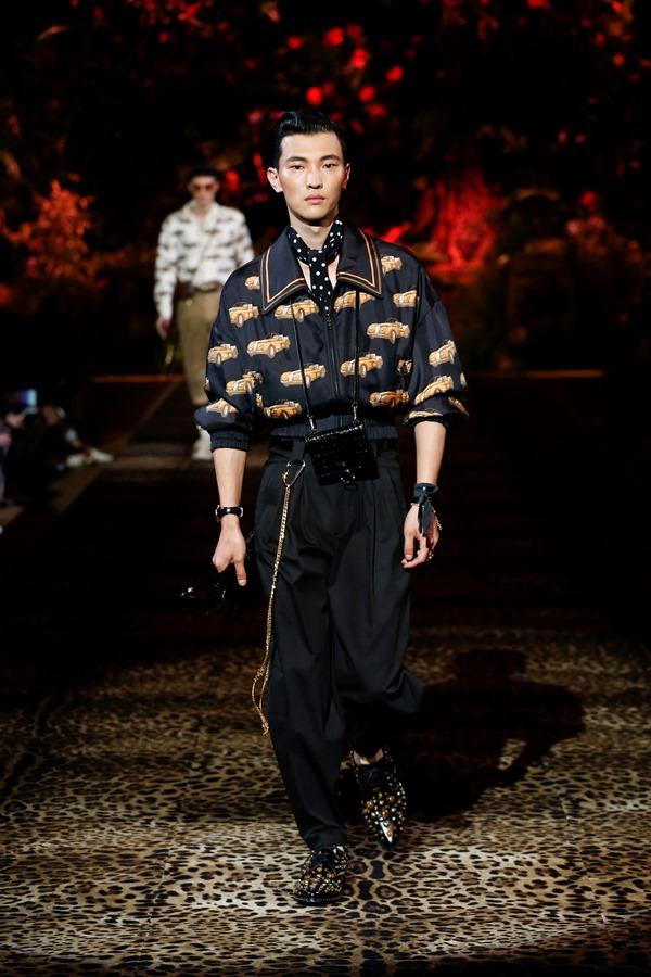 Dolce&Gabbana Men's Fashion Show Spring-Summer 2020 (45)