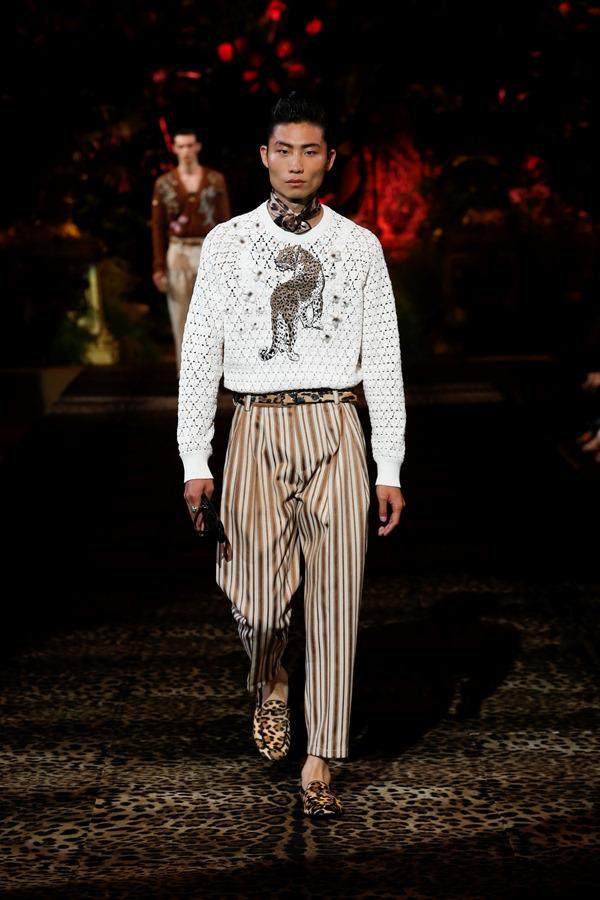 Dolce&Gabbana Men's Fashion Show Spring-Summer 2020 (48)