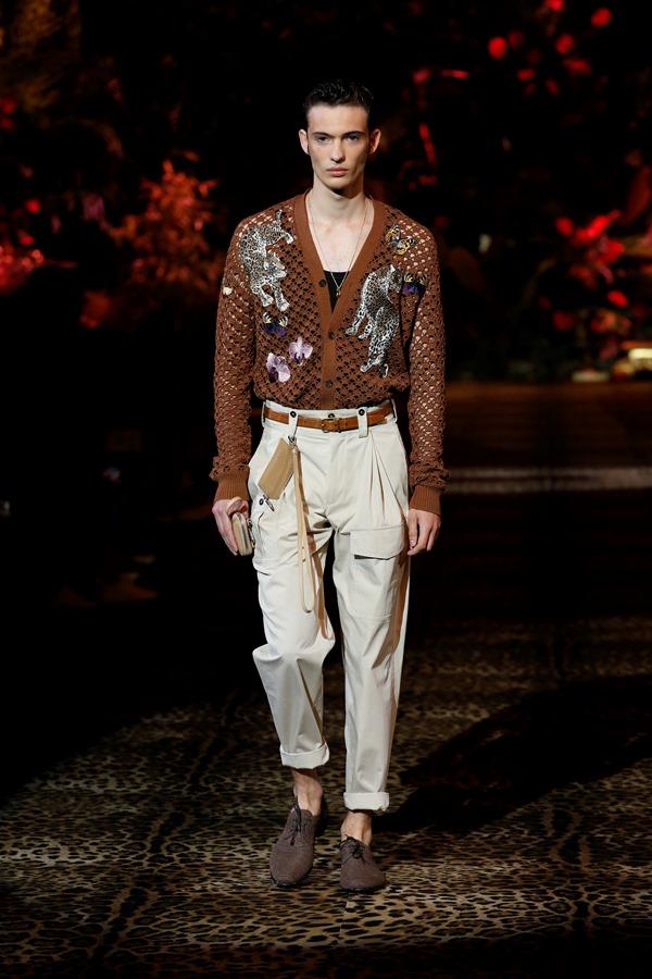 Dolce&Gabbana Men's Fashion Show Spring-Summer 2020 (49)
