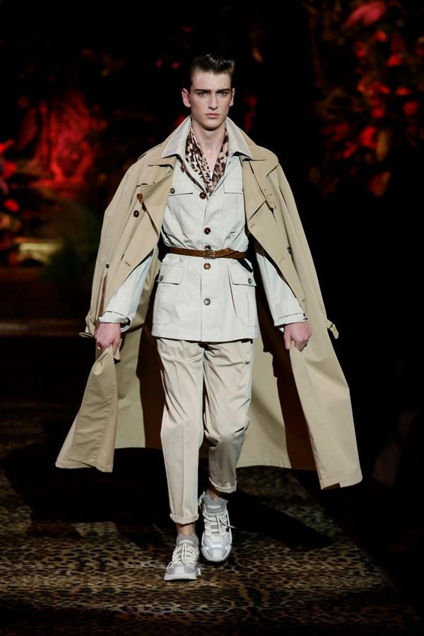 Dolce&Gabbana Men's Fashion Show Spring-Summer 2020 (5)