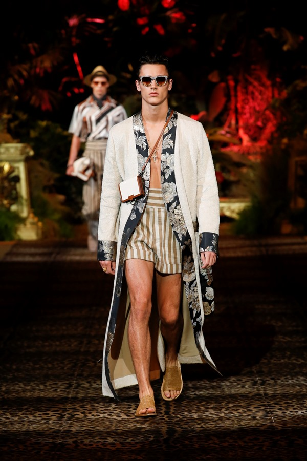 Dolce&Gabbana Men's Fashion Show Spring-Summer 2020 (51)