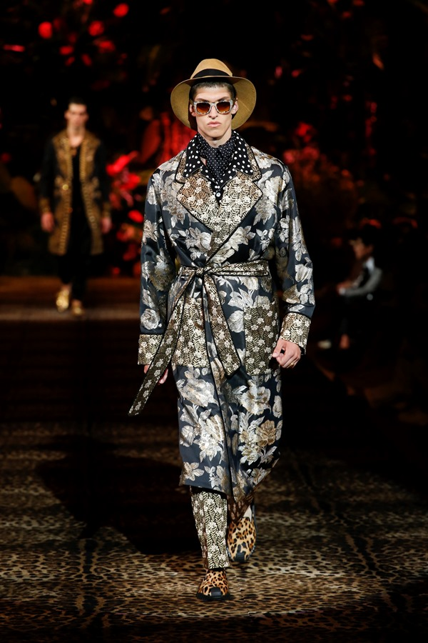 Dolce&Gabbana Men's Fashion Show Spring-Summer 2020 (53)