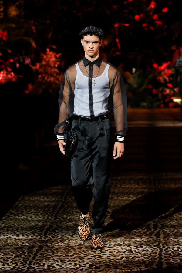 Dolce&Gabbana Men's Fashion Show Spring-Summer 2020 (58)